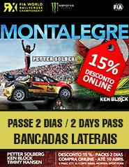 FIA Rallycross B.Laterais 2Dias/2Days