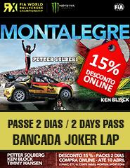 FIA Rallycross Joker Lap 2Dias/2Days