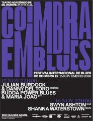 Festival Intern. de Blues de Coimbra