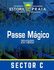Passe MÁGICO Estoril Praia - Sector C