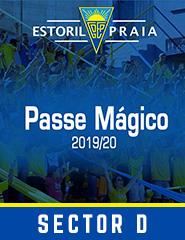 Passe MÁGICO Estoril Praia - Sector D