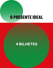 Voucher Natal 4 bilhetes (2019/2020)