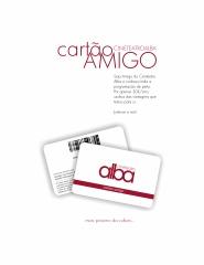 Cartão Amigo CTAlba