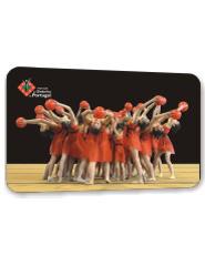 Cartão Amigos da Ginástica
