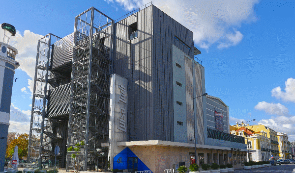 Fórum Municipal Luísa Todi