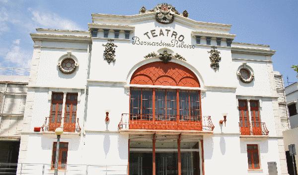 Teatro Bernardim Ribeiro - Estremoz