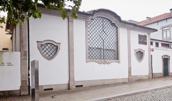 Casa-Oficina António Carneiro