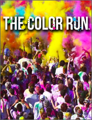 Comprar Bilhetes Online para The Color Run Sportzone - 2013/2014