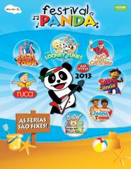 Comprar Bilhetes Online para Festival PANDA ao vivo 2013
