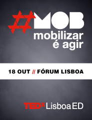 Comprar Bilhetes Online para TEDxLisboaED