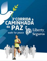 3ª Corrida da Paz Liberty Seguros