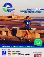 VII Edição Corrida da Linha Cascais Médis powered by Destak