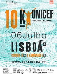 Corrida 10k UNICEF- SPORT ZONE