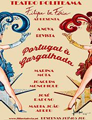 Comprar Bilhetes Online para PORTUGAL À GARGALHADA