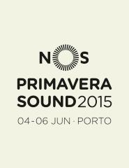 NOS Primavera Sound 2015 - Passe Geral