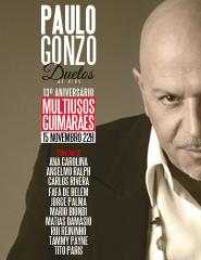 Comprar Bilhetes Online para PAULO GONZO - DUETOS AO VIVO