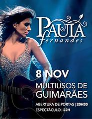 Comprar Bilhetes Online para PAULA FERNANDES - UM SER AMOR