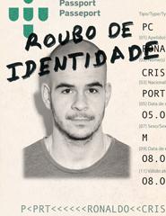 Roubo de Identidade - Luís Franco-Bastos