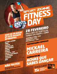 Sport Zone Fitness Day