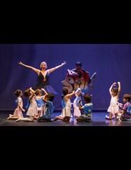 Viver a Dança, Dançar a Vida
