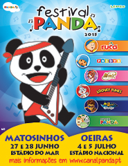 Festival Panda 2015 - Matosinhos