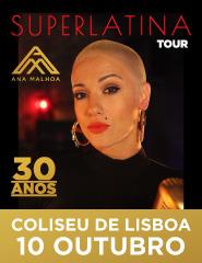 Comprar Bilhetes Online para ANA MALHOA - 30 ANOS DE CARREIRA