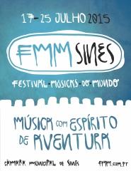 Festival Músicas do Mundo 2015