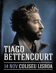 Comprar Bilhetes Online para TIAGO BETTENCOURT