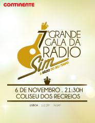 7ª GRANDE GALA RÁDIO SIM