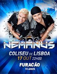 NÉMANUS - FURACÃO - 15 ANOS