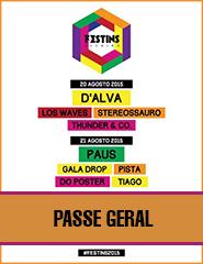 Festins | Passe Geral