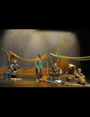 Wangari La Niña Árbol - Circuito Ibérico de Artes Cénicas