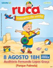 RUCA AO VIVO - CONCERTO DE VERÃO