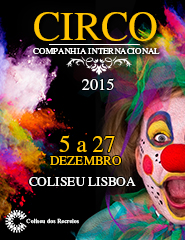 Comprar Bilhetes Online para CIRCO DE NATAL 2015