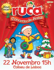 RUCA AO VIVO - NOVO CONCERTO DE NATAL
