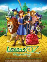 AS LENDAS DE OZ: O REGRESSO DE DOROTHY