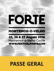 Festival FORTE 2016 | Passe Geral