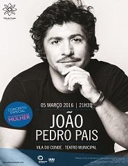 João Pedro Pais - Especial Dia da Mulher