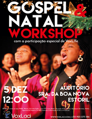 Gospel & Natal Workshop