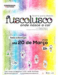 FUSCOLUSCO - Teatro para bebés