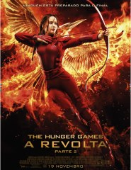 THE HUNGER GAMES: A REVOLTA - PARTE 2 (3D)