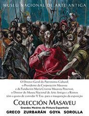 Coleção Masaveu - Entrada + MNAA + Visita Guiada
