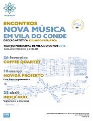 Encontros de Nova Música em Vila do Conde - Coffee Quartet