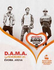 D.A.M.A. | FESTIVAL MONTEPIO ÀS VEZES O AMOR