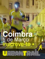 Urban Trail Coimbra 2016