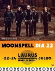 Laurus Nobilis - 22 de julho 2016. Passe Dia Heavy Metal.