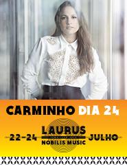 Laurus Nobilis - 24 de julho 2016. Passe dia World Music.