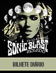 SonicBlast Moledo 2016 - Bilhete Diário
