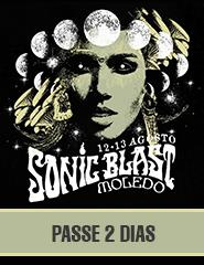 SonicBlast Moledo 2016 - Passe 2 Dias