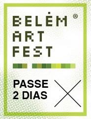 Belém Art Fest 2016 - Passe 2 Dias